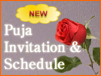 Invitation for Pujas